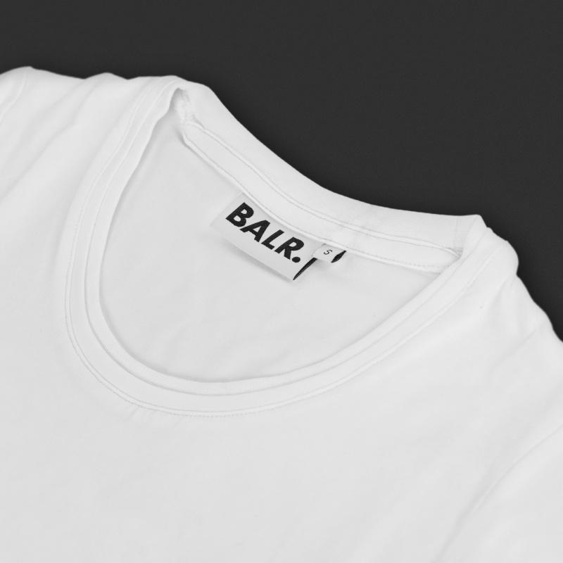 White Women Shirt Detail