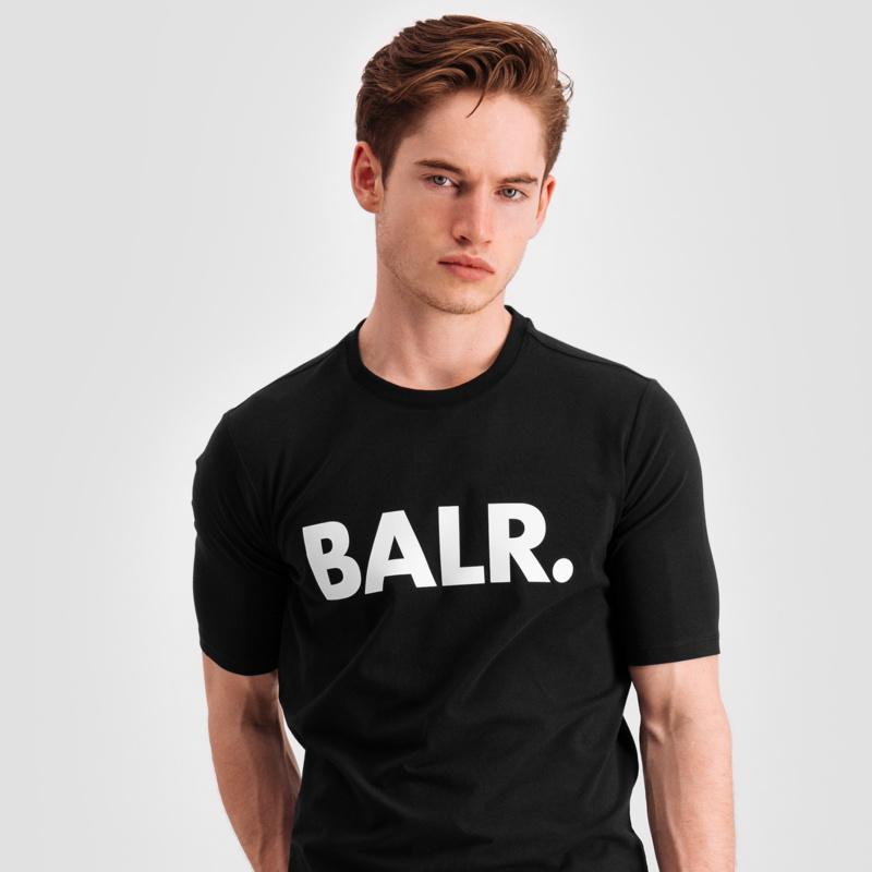 Brand Shirt Zwart Verpakkingsdoos