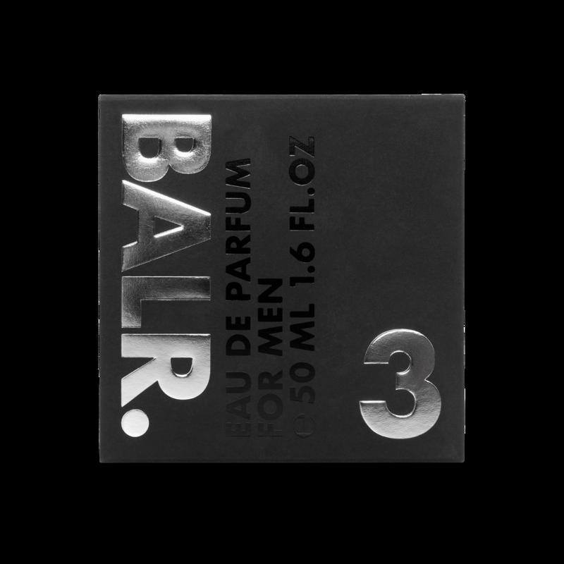 BALR. 3 Eau de Parfum Mannen verpakking