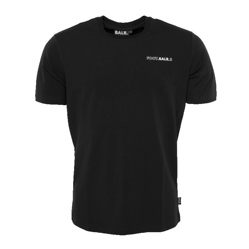 FootBALR. T-Shirt Black