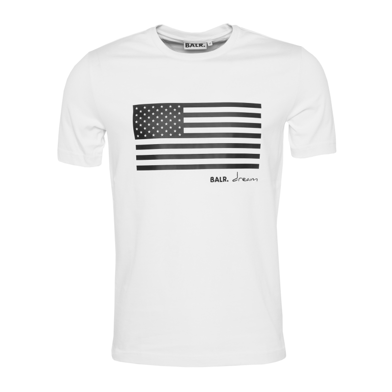 BL - BALR. Dream T-Shirt White