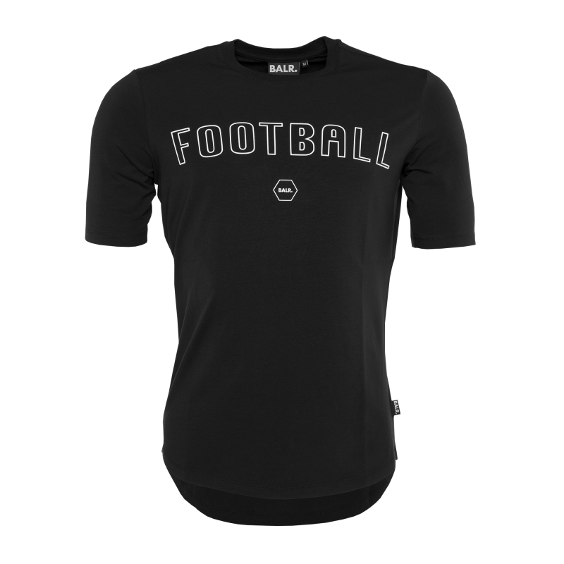 Football Shirt Black