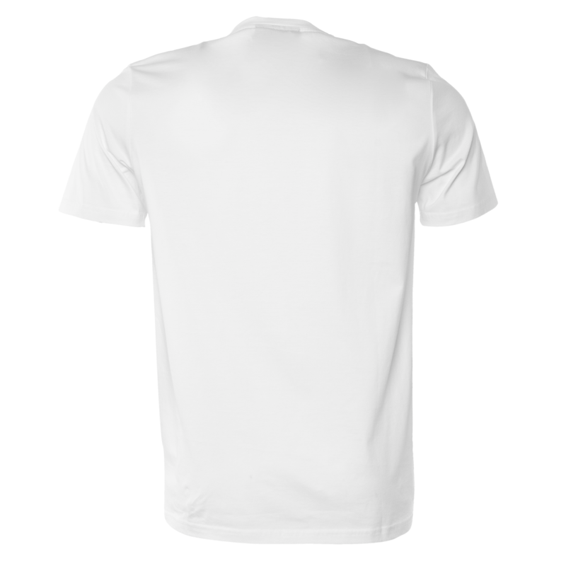 BALR. Cargo Straight T-shirt White