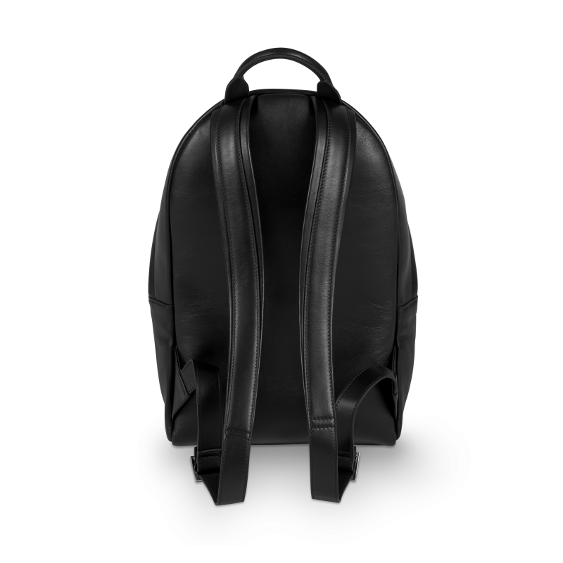 Achterkant Leather Petite Backpack
