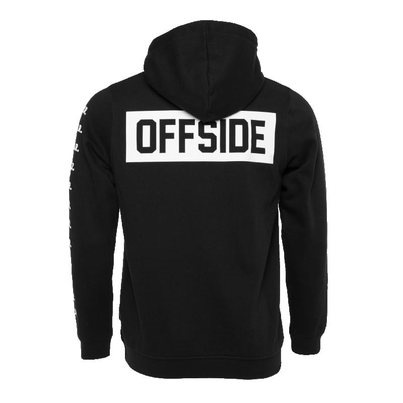 Offside Hoodie Black