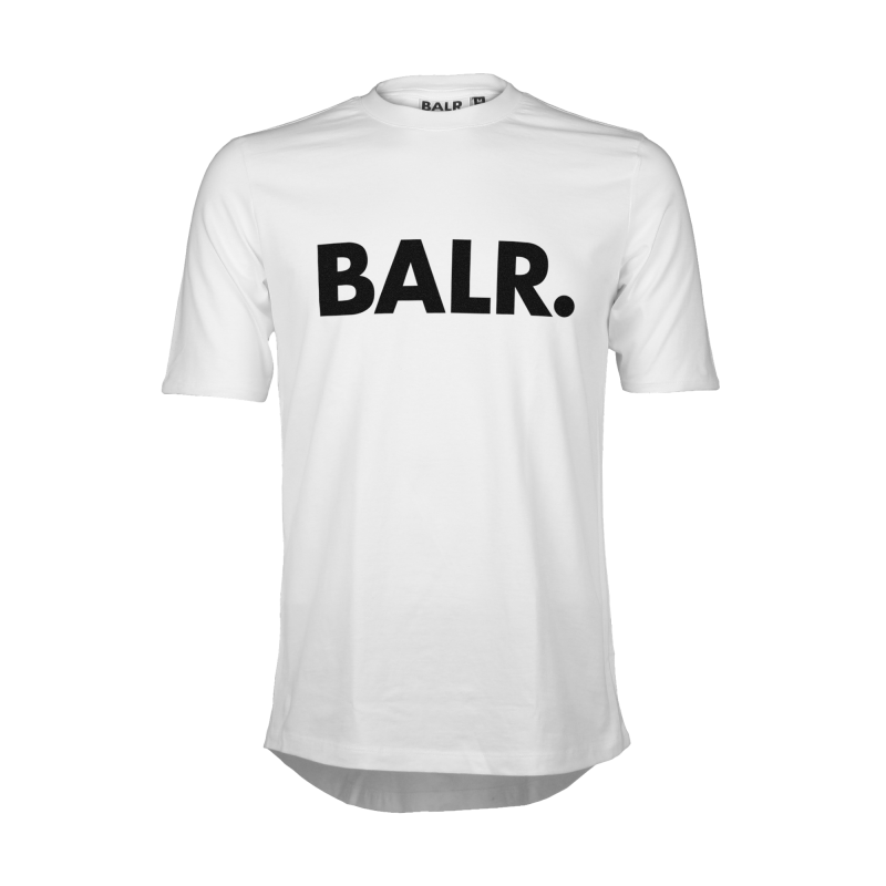 White Brand Shirt Front