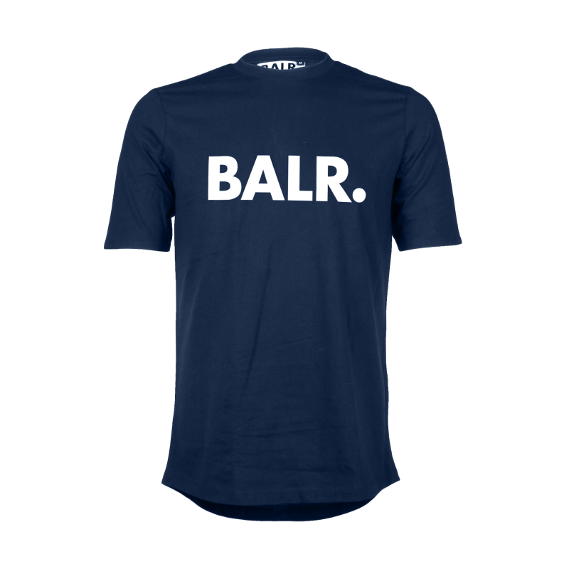 Brand Shirt Navy Blue
