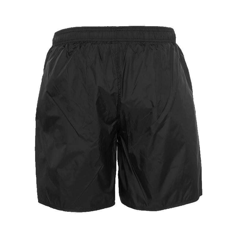 Big Brand Swim Shorts Black Back