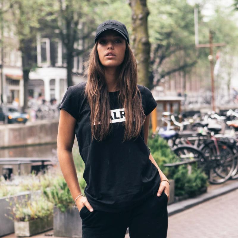 Levensstijl BALR. Club Women Shirt Zwart