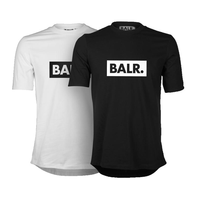 BALR. Brand Club 2-pack