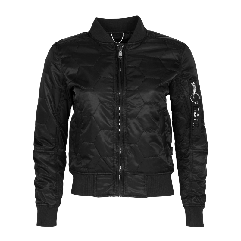 Women Padded Bomber Jacket