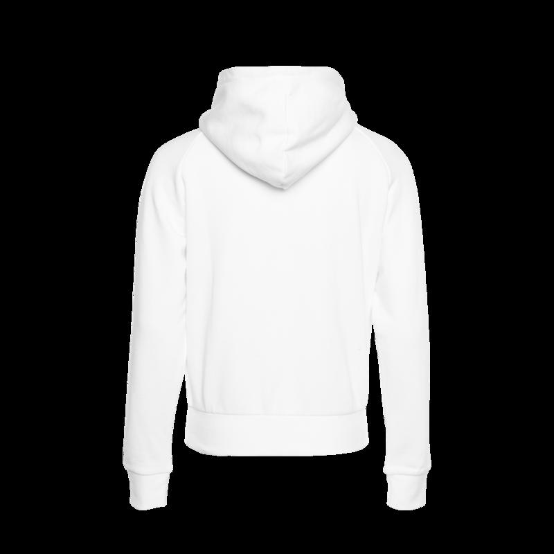 Brand Hoodie Women White