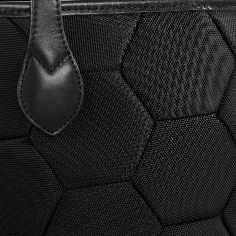Nylon Tote Bag Closeup