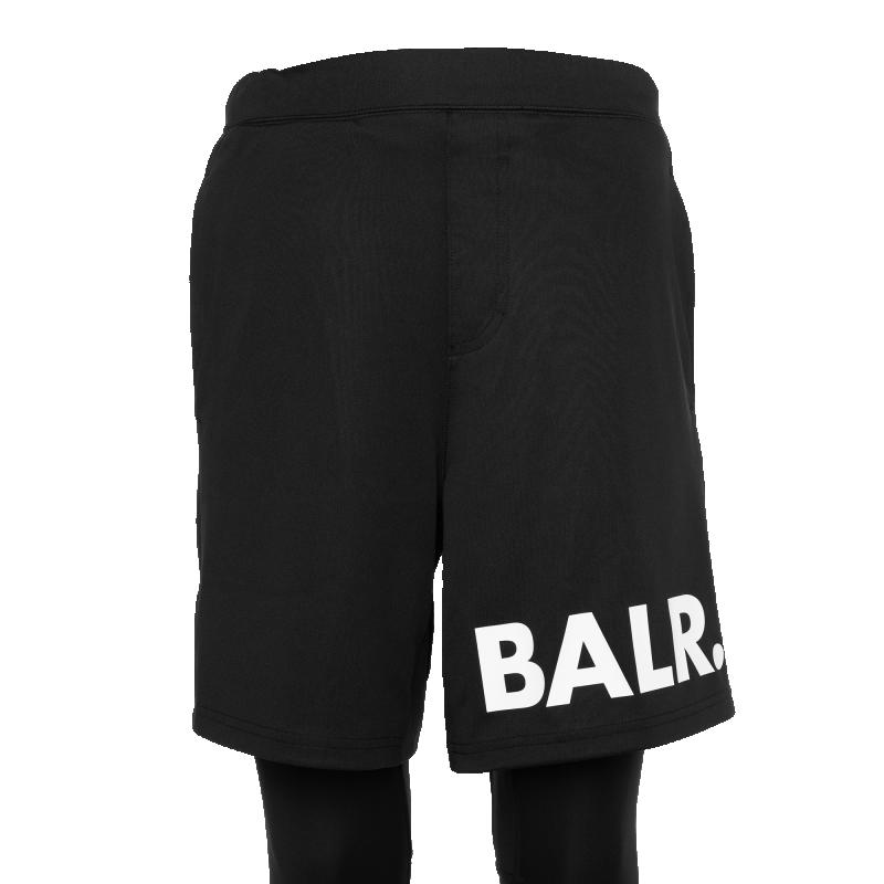 Workout Shorts Black Combination