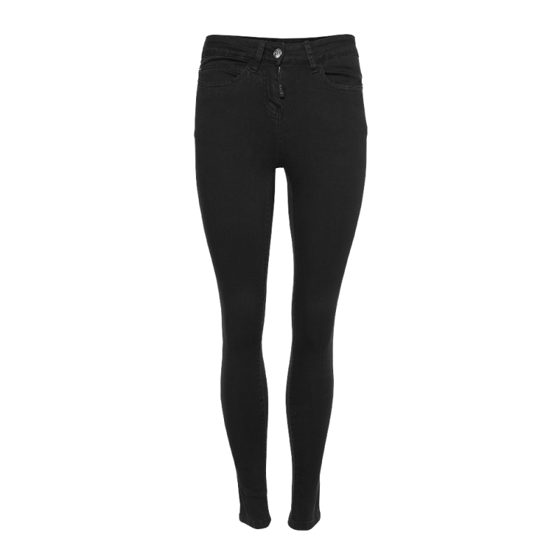 Women Skinny Jeans Black
