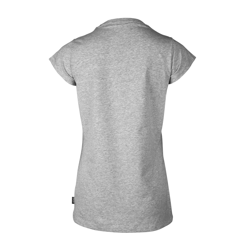 Club Women Shirt Grey Back