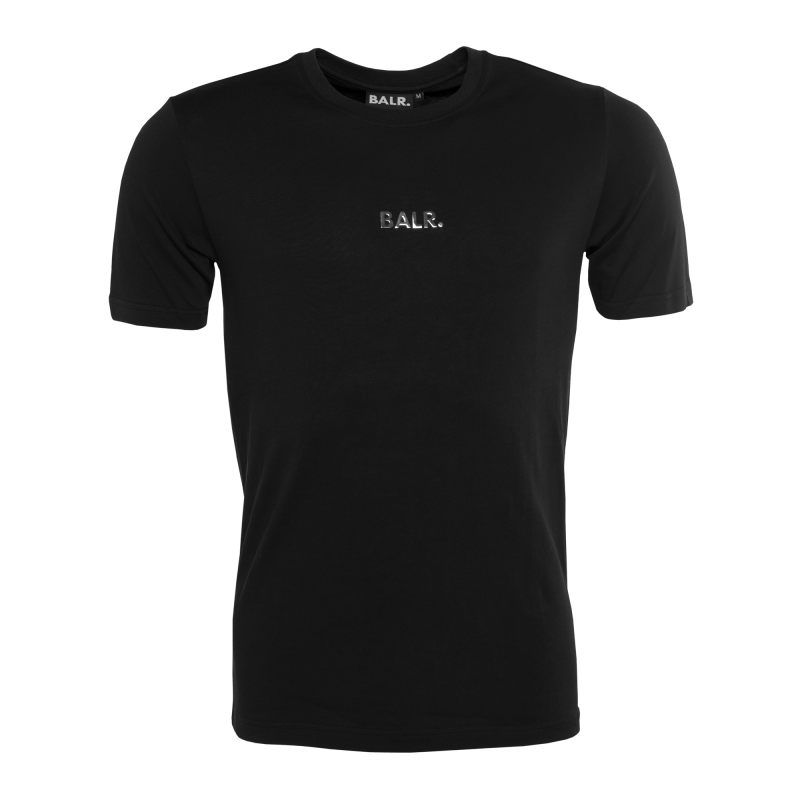 BL - Mesh T-Shirt Black