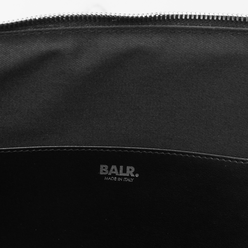 Leather Laptop Sleeve Inside