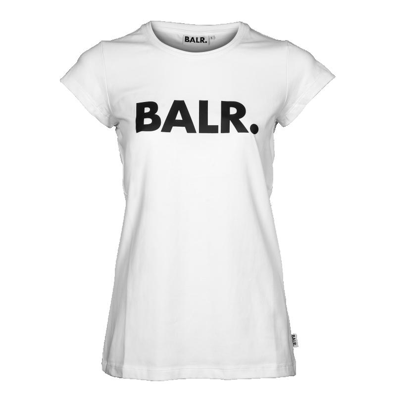 Voorkant Brand Women Shirt Wit