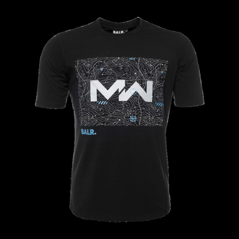 BALR. x Call of Duty: Modern Warfare T-Shirt Black