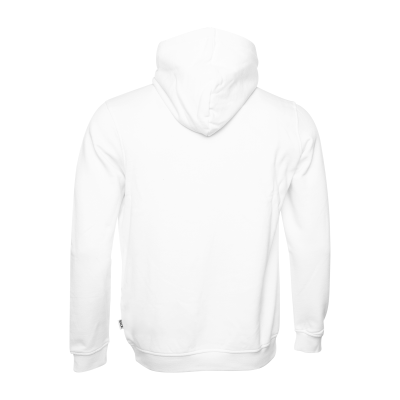 BALR. (BALR.)RED Club Hoodie White Back