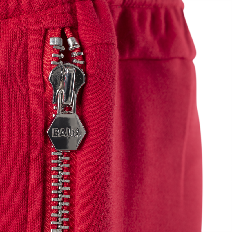 BALR. (BALR.)RED Q-Series Sweatpants Red Detail 2