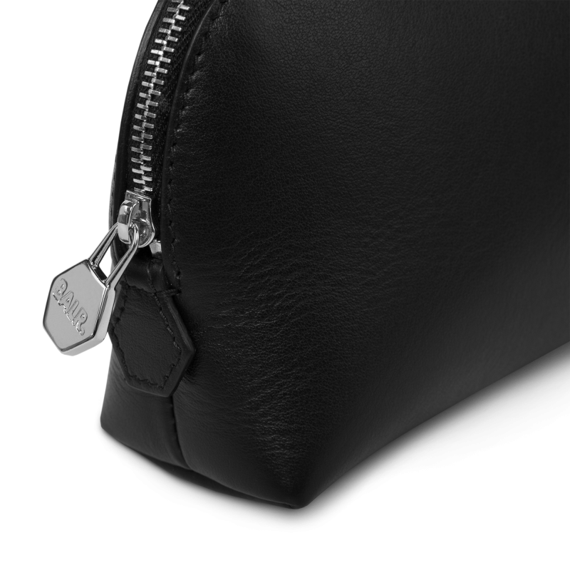 Rits Leather Cosmetics Pouch