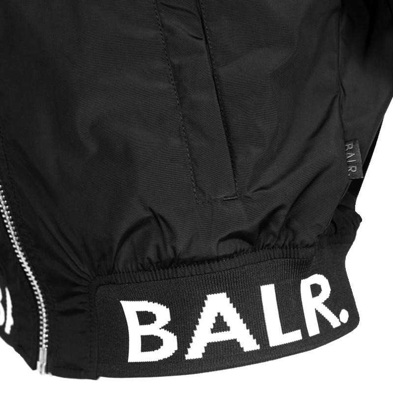 Women Bomber Jacket Logo