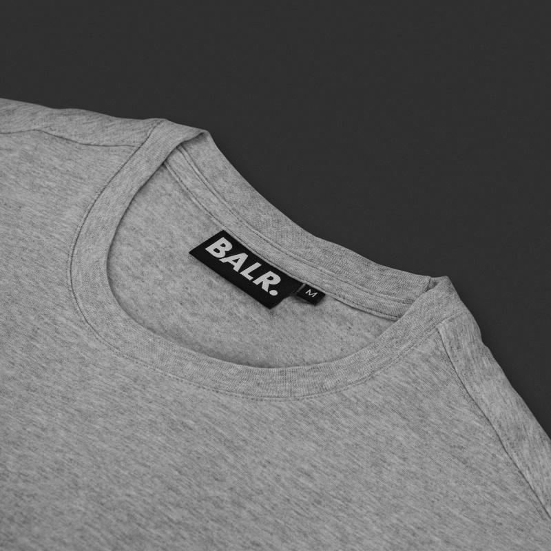 Grey Shirt Detail