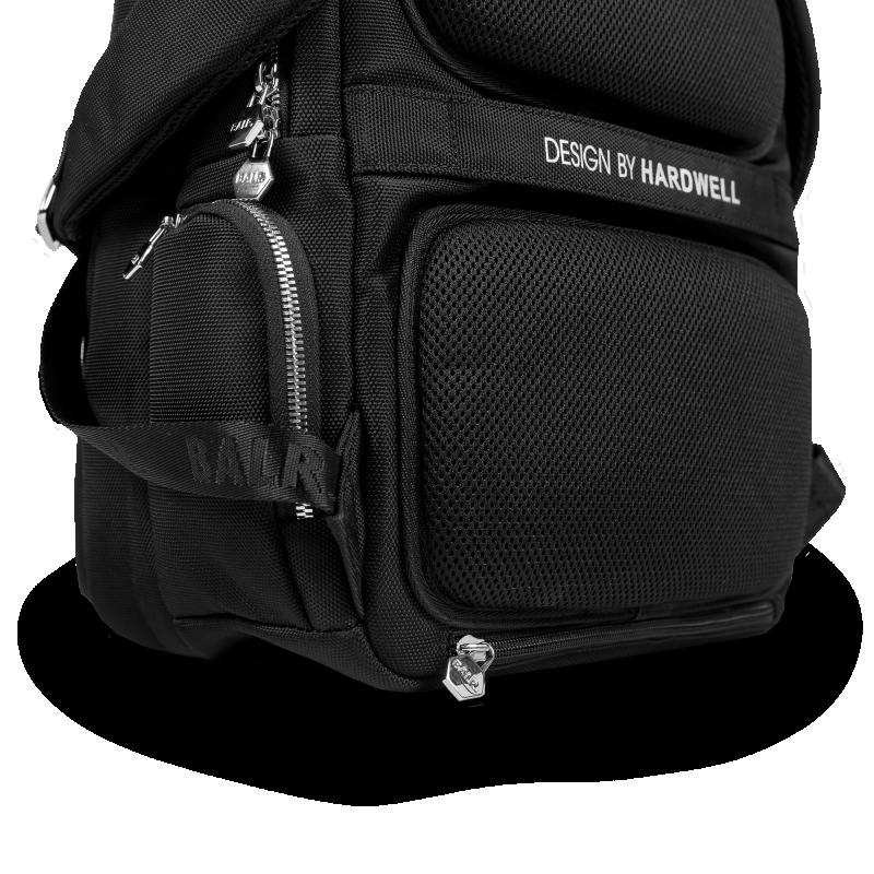 DJ Backpack By Hardwell Detail Back