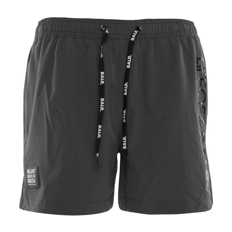 BALR. x BMI Swim Shorts Grey