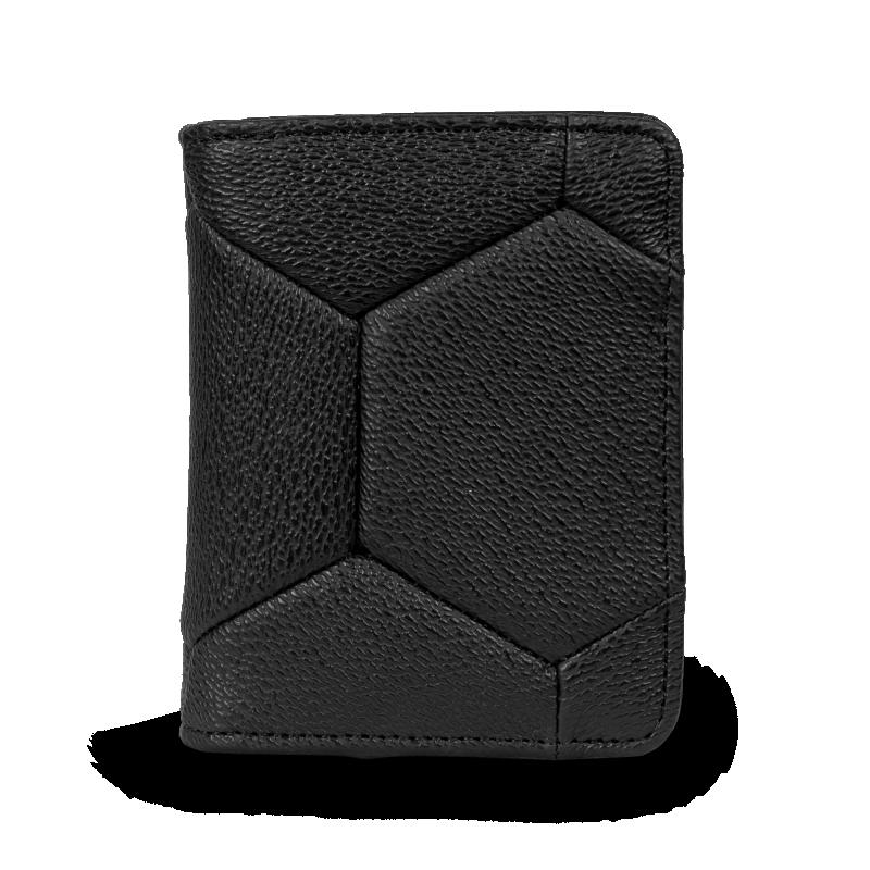 Passport Cover Black Top