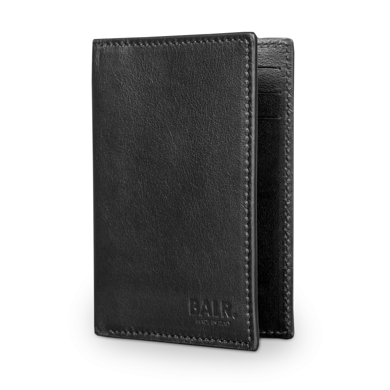 Leather Cardholder Front Standing