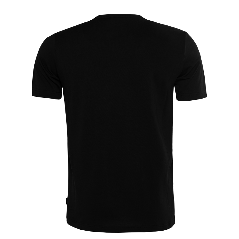 BALR. Black Label - Club T-Shirt Black Back