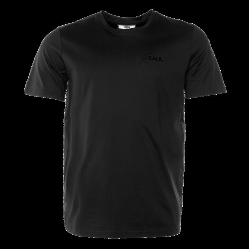 BALR. Tape Straight T-Shirt Zwart