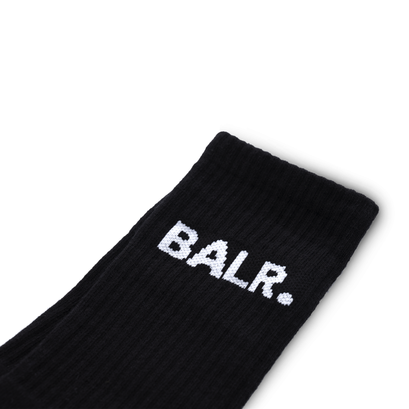 BALR. 2-pack BALR. Socks Black Detail 1