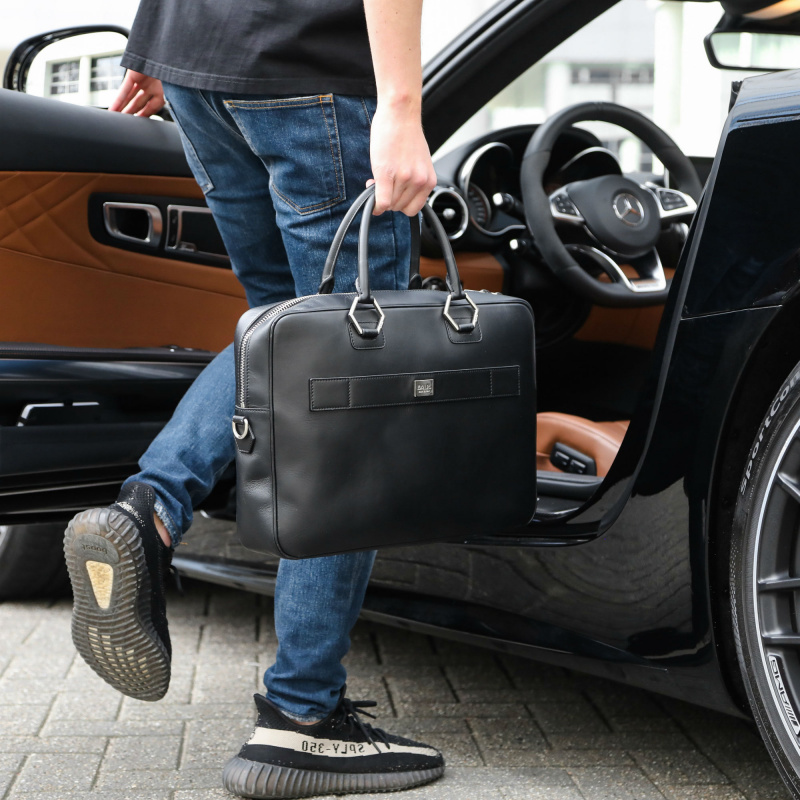 BALR. Leather Men's Bag Lifestyle