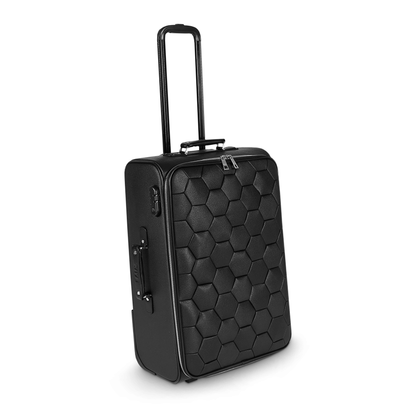 Suitcase Black Edition Side