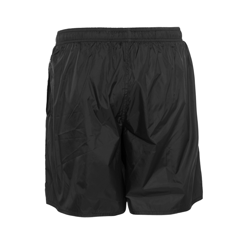 BALR. Mid-Length Swim Shorts Black Back