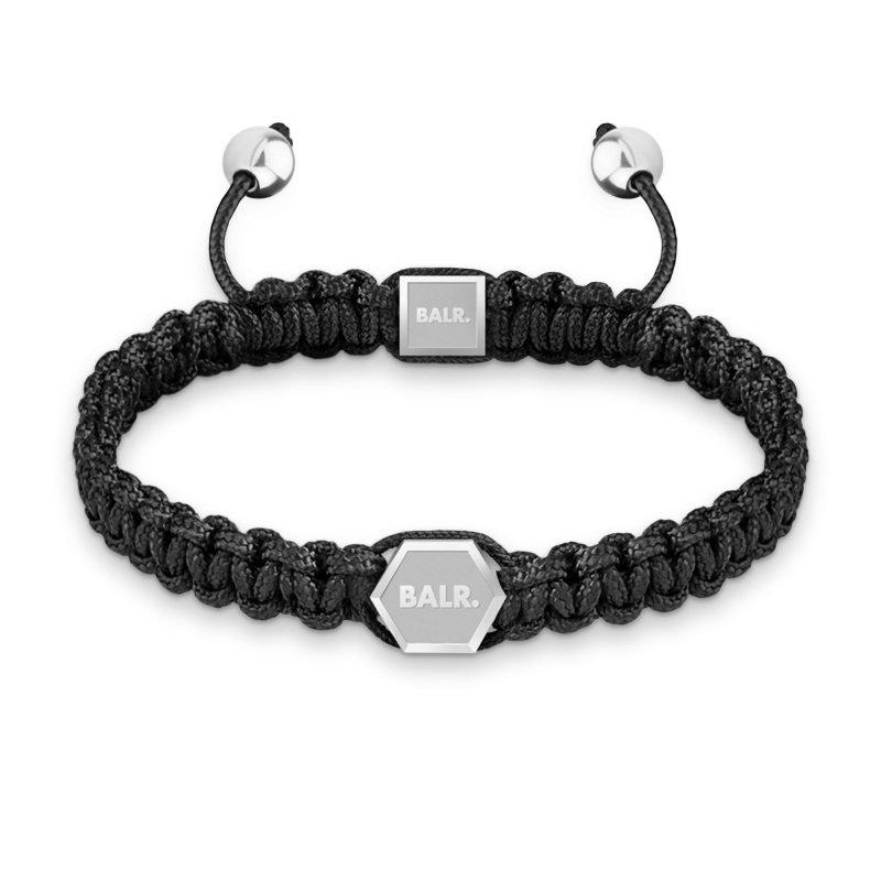 Braided Bracelet Silver