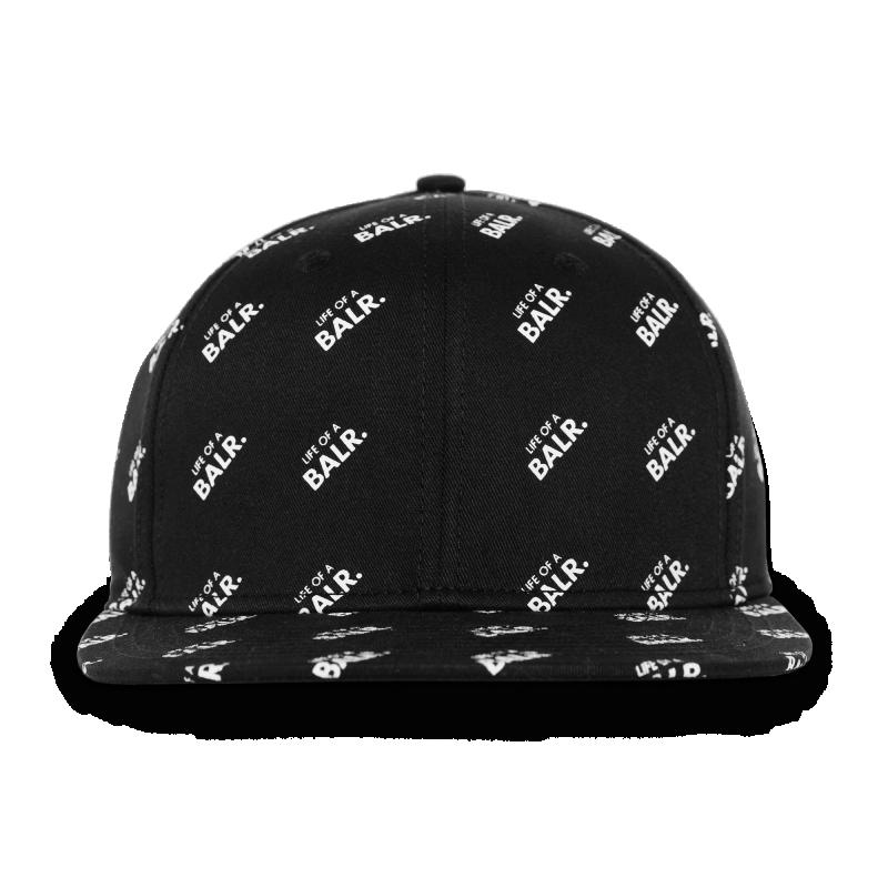 Brand LOAB Cap Black