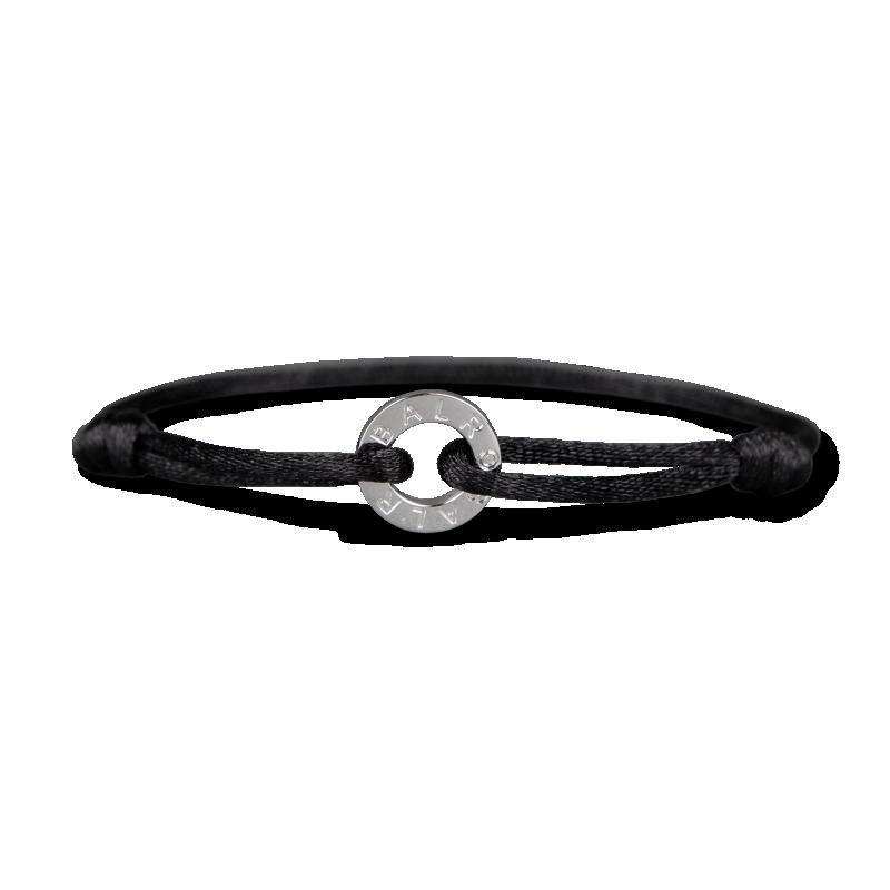 Silver Rondo Bracelet Front