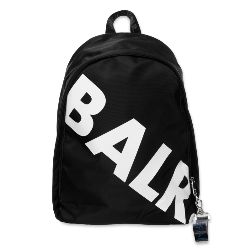 BALR. Brand U-series backpack Black