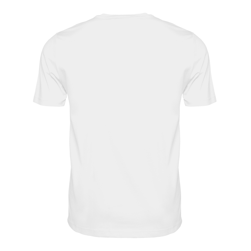 BALR. Black Label - Club T-Shirt White Back