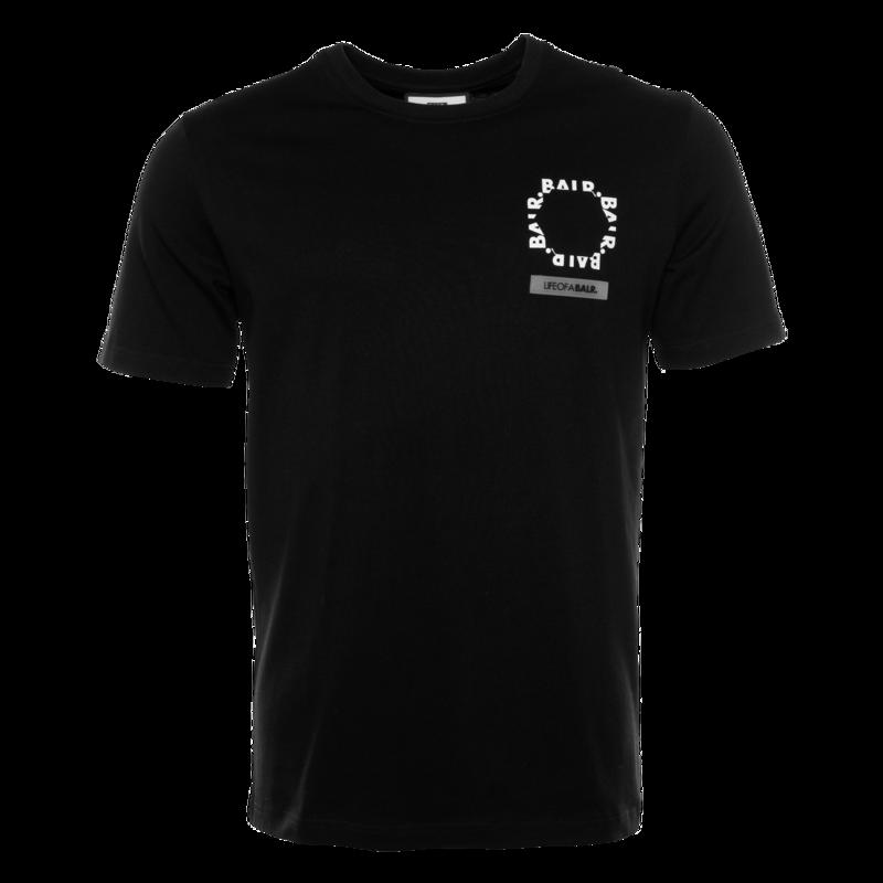 BALR. LOAB hexagon loose t shirt Black