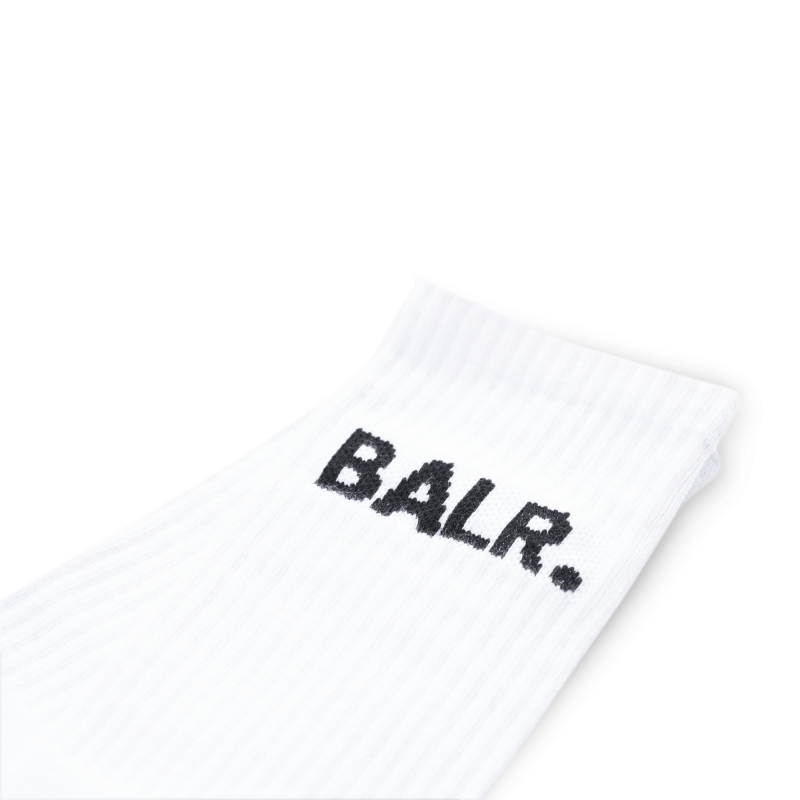Detail 1 BALR. 2-pack BALR. Socks Wit