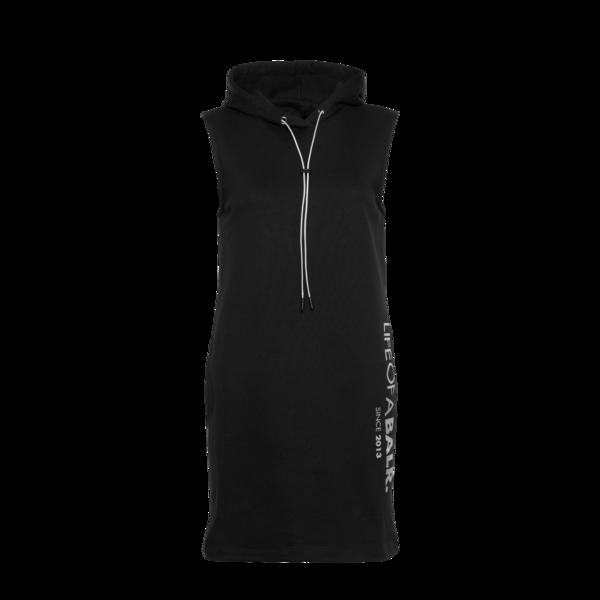 BALR. LOAB Hoodie Dress Women Black