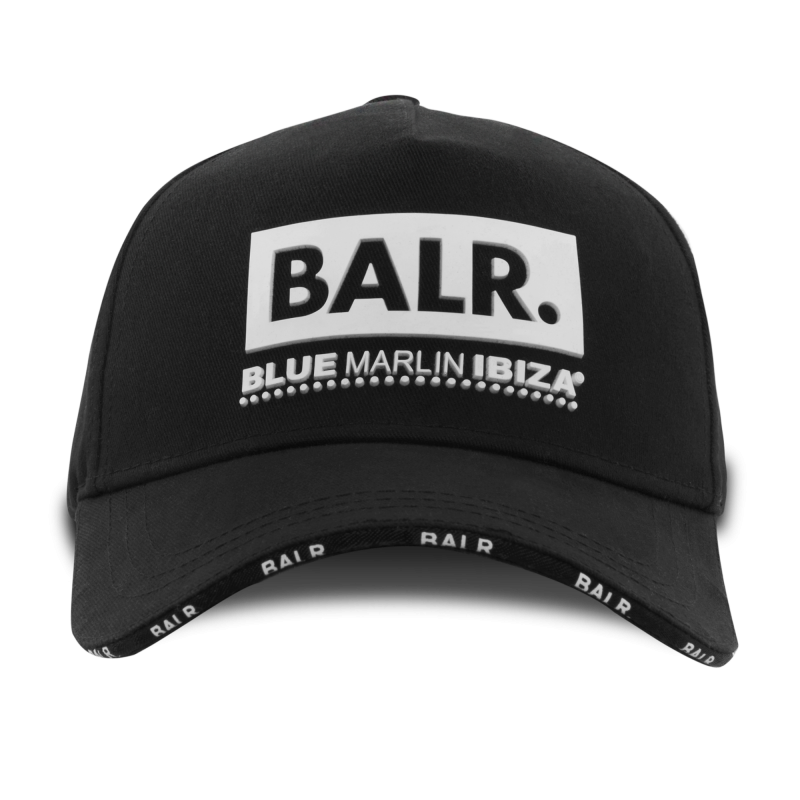 BALR. x BMI Cap Black