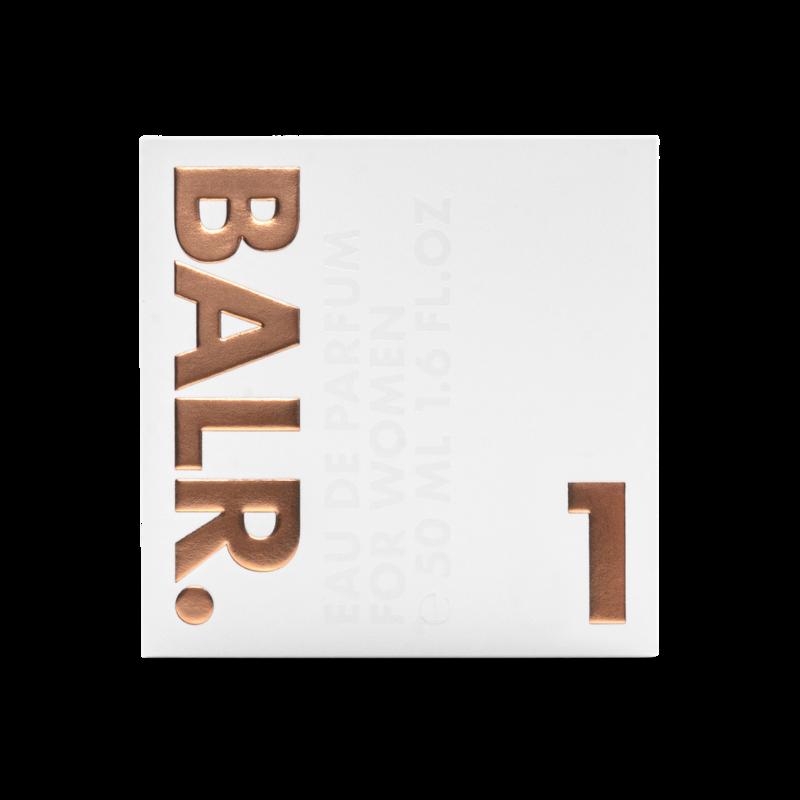 BALR. 1 Eau de Parfum Women 50ml package front