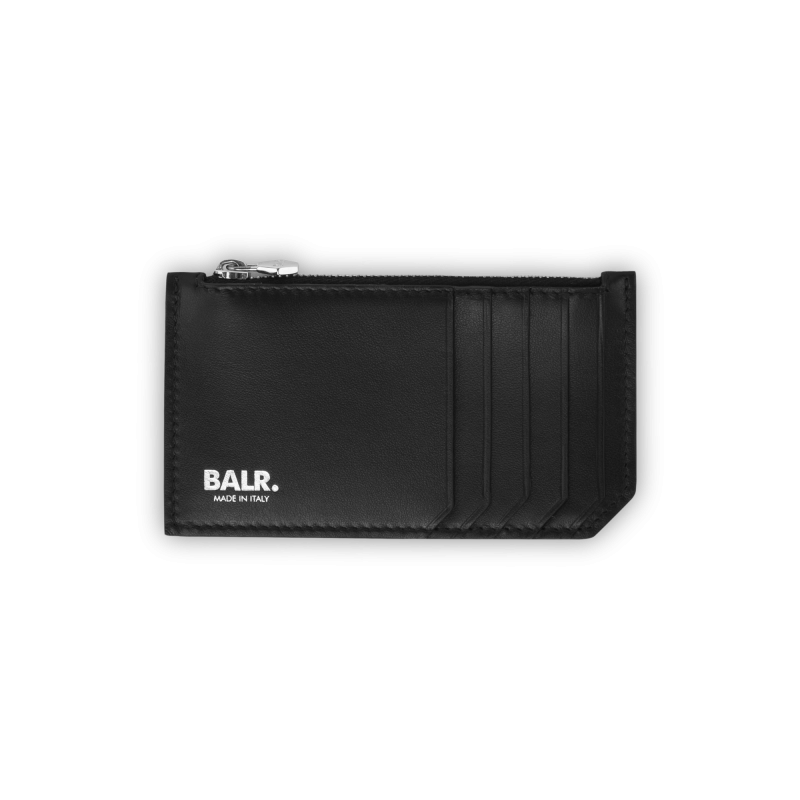 d86e59ccc50 Leather Zipped Card Holder | The Official BALR. website. Discover ...